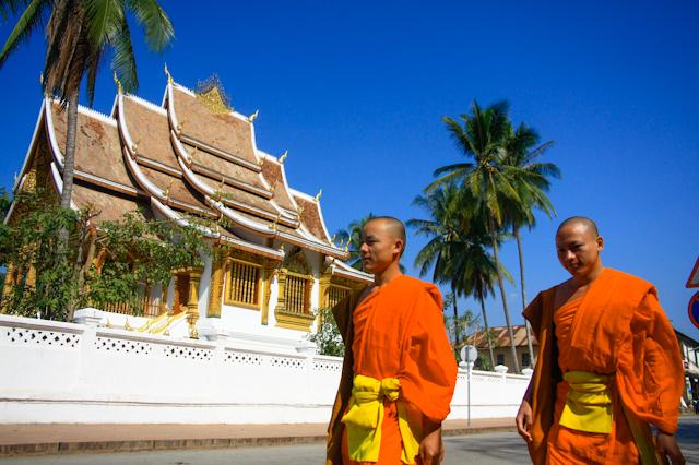 monjesen laos