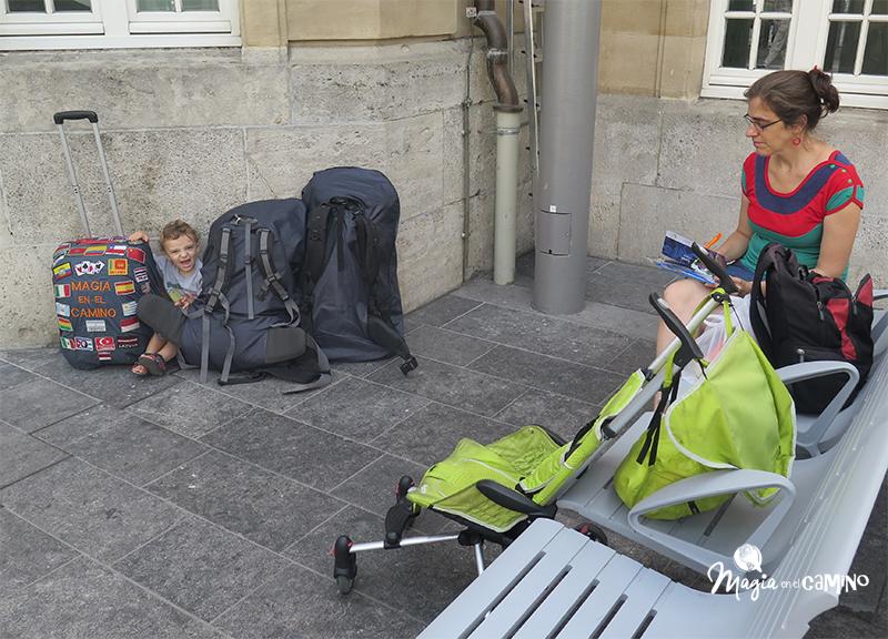 a8e3bdfea8 Guía para viajar con bebés y niños IV  Equipaje