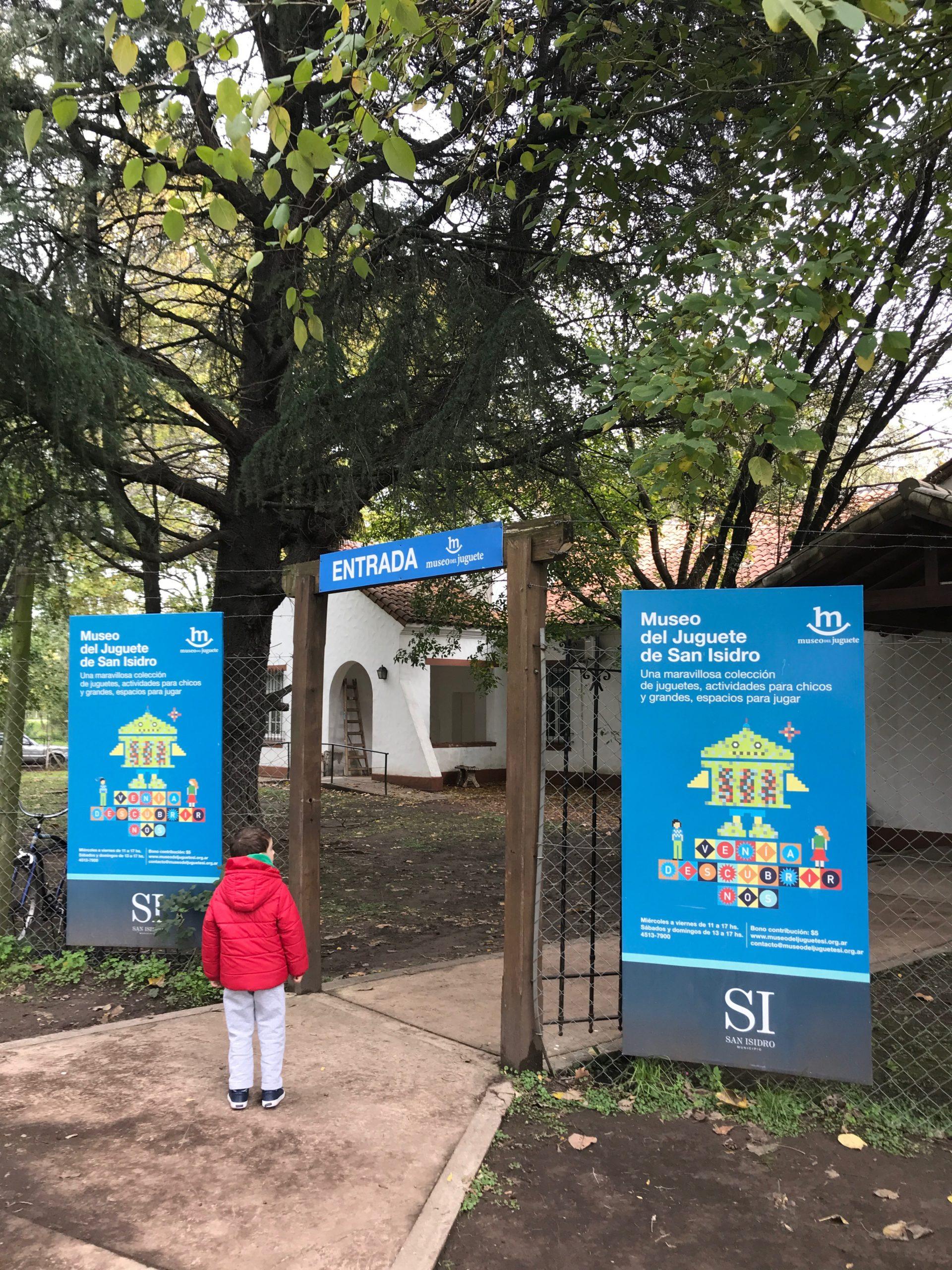 Museo Del Juguete En Buenos Aires San Isidro Magia En El Camino