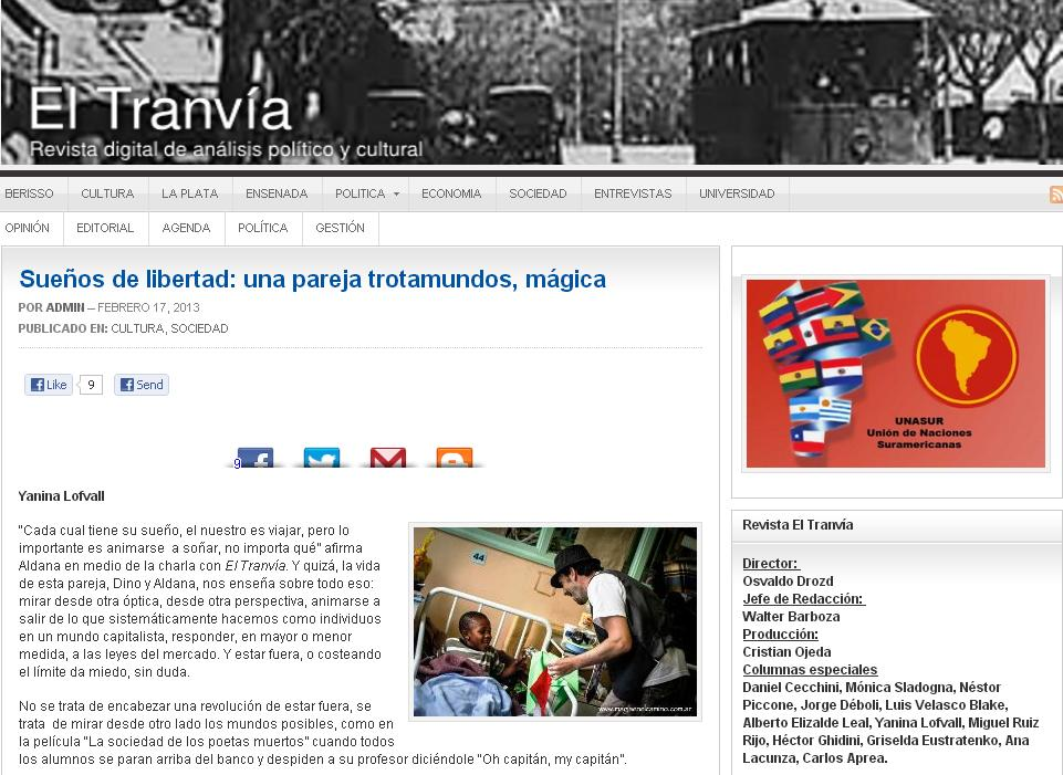 Revistaeltranvia