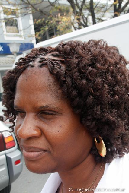 Peinado en Botswana