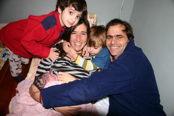 Nacimiento Paloma, primeros minutos de vida (Small)