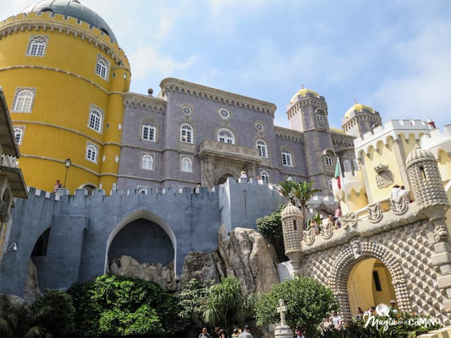 Palacio de Pena