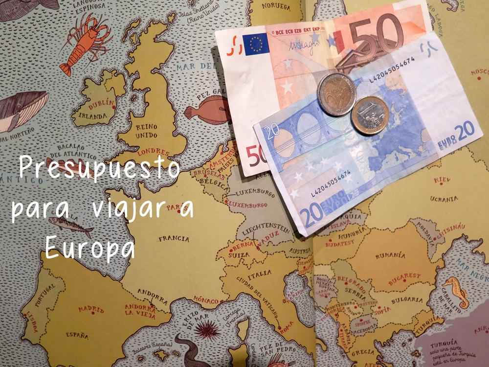 befcad700 Presupuesto para viajar a Europa | Magia en el Camino