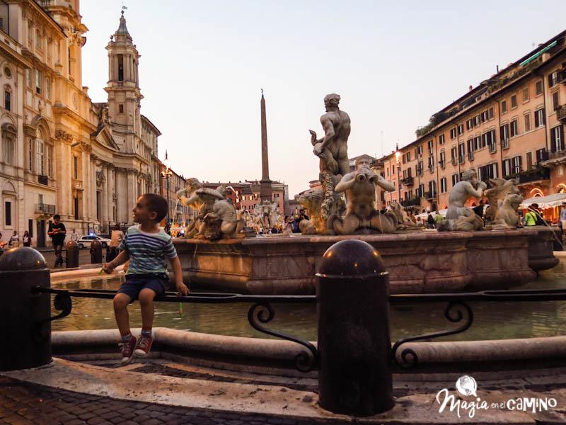 2a8b31cfeb Viajar a Roma con niños (ideas para todas las edades)