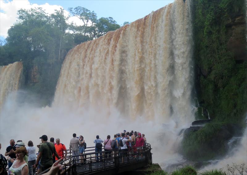 Cataratas De Iguazu Lado Argentino Mapa.Guia Para Visitar Las Cataratas Del Iguazu Circuitos